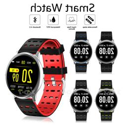 Waterproof Smart Watch Color Screen Sport Fitness Tracker Dy