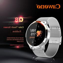 Waterproof Sports Smart Watch Blood Pressure Heart Rate Moni