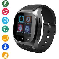 Wireless Bluetooth Smart Watch Pedometer Wrist Phone For And