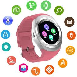 Wireless Smart Watch Phone Mate Bluetooth For Android Cell P