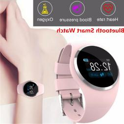 Women Men Waterproof Bluetooth Smart Watch For Android HTC S
