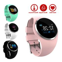 Women's Lady Waterpoof Smart Watch Phone Mate for Android/iP