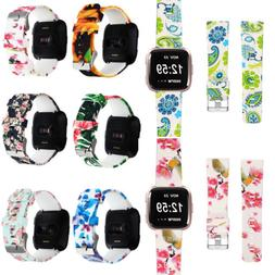 Women's Girl Replacement Wrist Band Watch Strap For Fitbit V