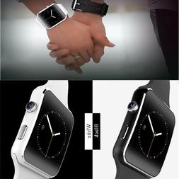 X6 Bluetooth Smart Watch Phone Mate compatible with Android