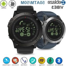 Zeblaze VIBE3 PRO Touch IPS Display Watches Sports IP67 Stop