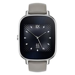 """ASUS ZenWatch 2 Android Wear Smartwatch - 1.45"""" Silver case"""
